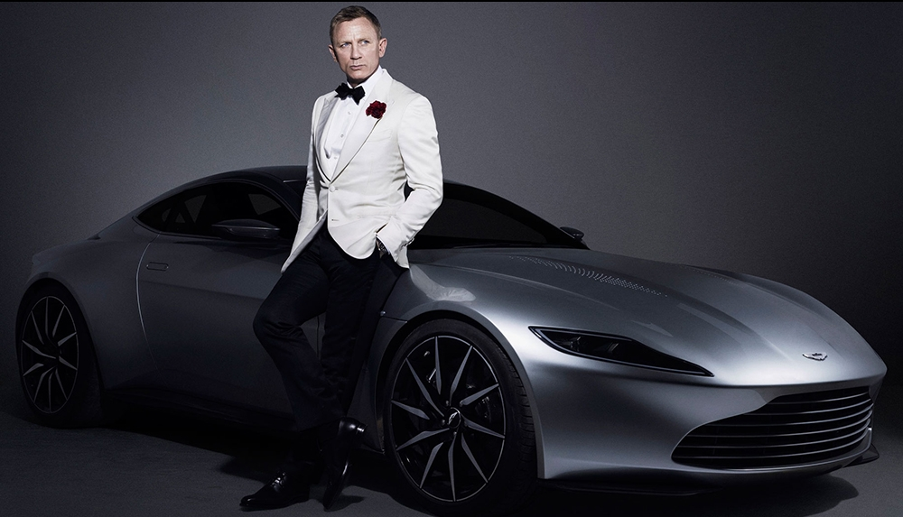 James Bond is elektromos autóra vált